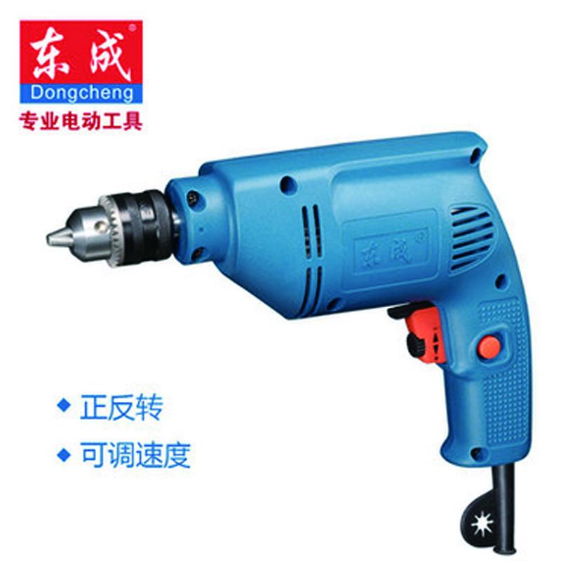 东成手电钻 JIZ-FF-10A