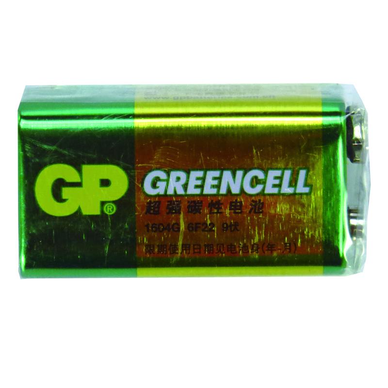 GP超霸 电池9V