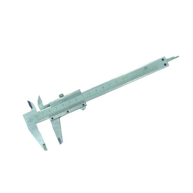 上量 游标卡尺 四用 带深度 (0-125mm )