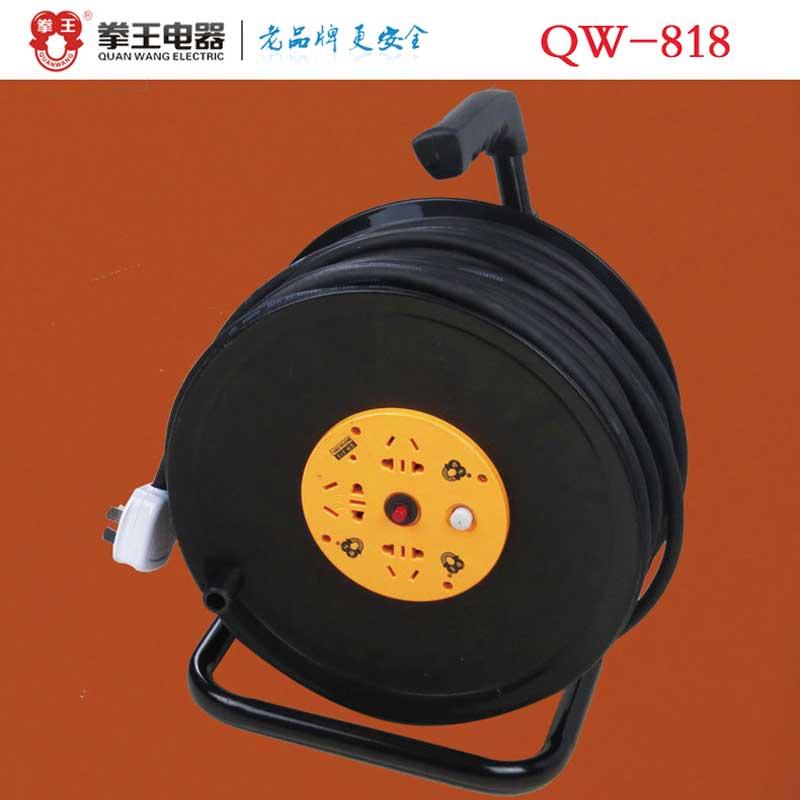 拳王 放线盘QW-818(QW-818/3T*50米)