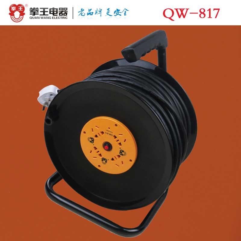 拳王 放线盘QW-817/3T*60米