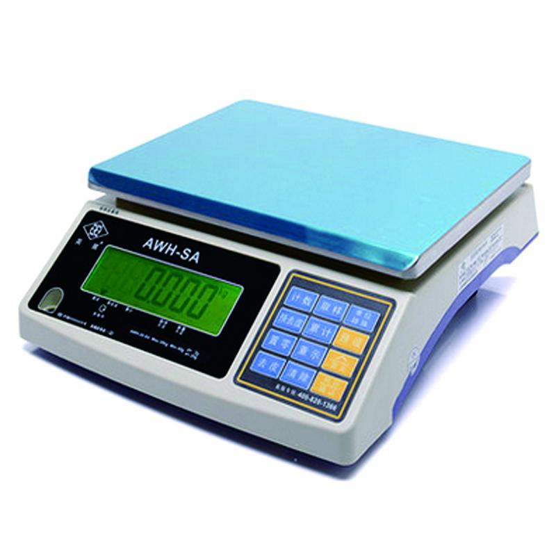 英展 电子计重桌秤 上海(3kg 分度值0.2g)