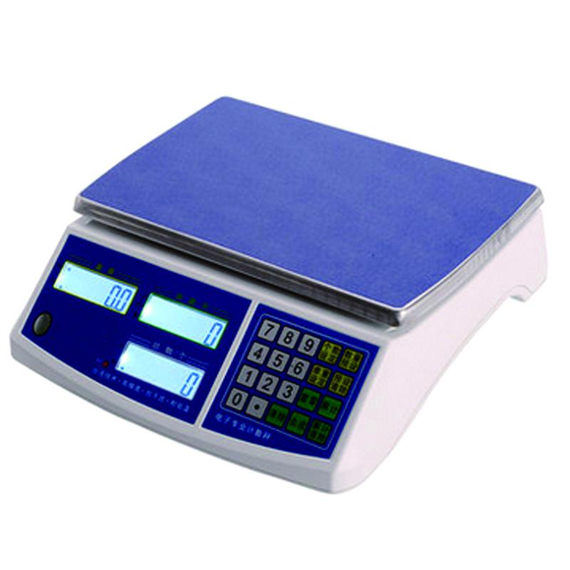 英展 电子计数桌秤 上海(15kg 分度值0.5g)