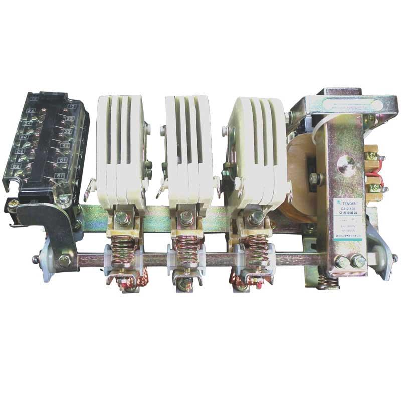 天正 接触器CJ12A(CJ12A-100/3 380V)