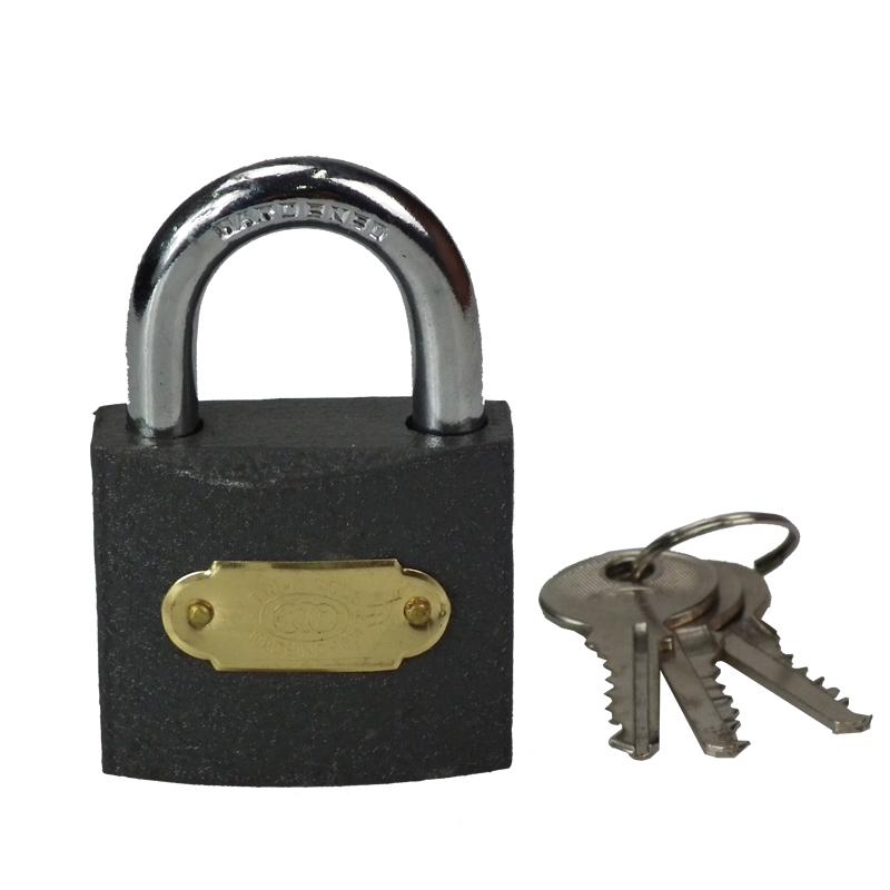 三环 铁挂锁(63mm)