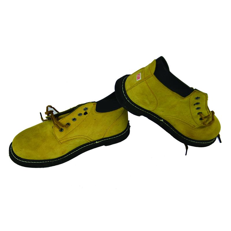 海滨龙钢包头轮胎底牛二层防砸鞋(36# )
