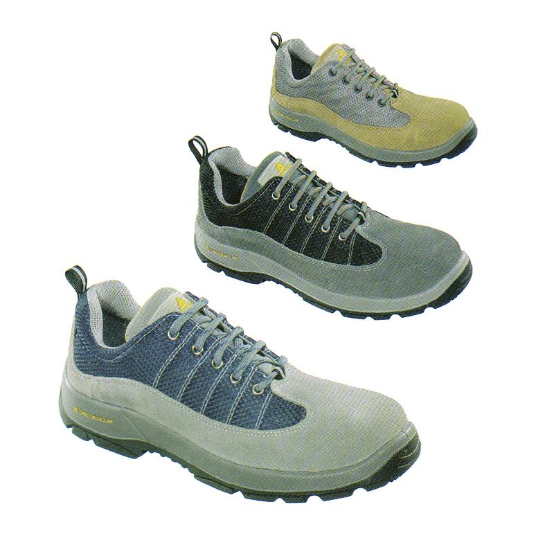 代尔塔301322 轻便透气安全鞋(39)