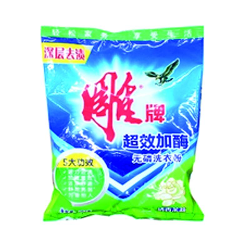 雕牌 超效加酶肥皂粉 浙江(252g)