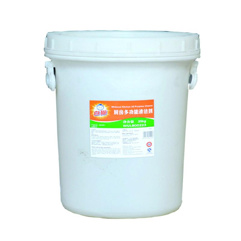 白猫 25kg大桶清洁剂 上海(25kg)