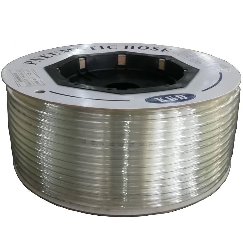 聚氨酯管PU 无锡(pu-6*4*200m透明)