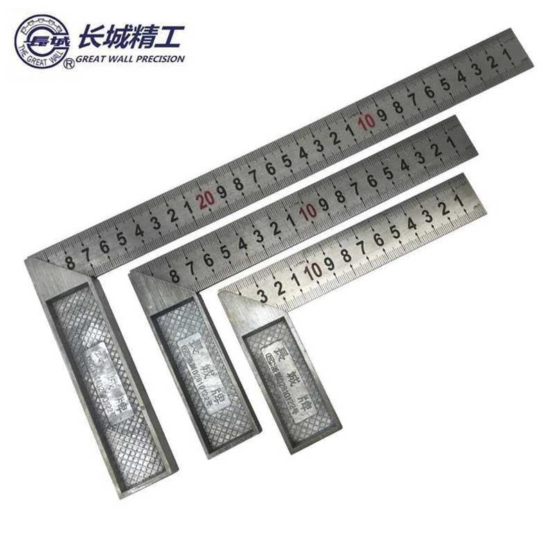 长城 钢角尺(300mm(130130))