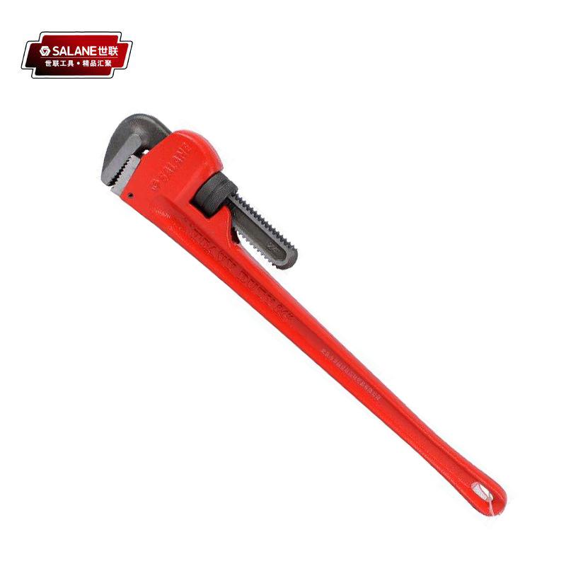 世联 美式重型管子钳(450mm)