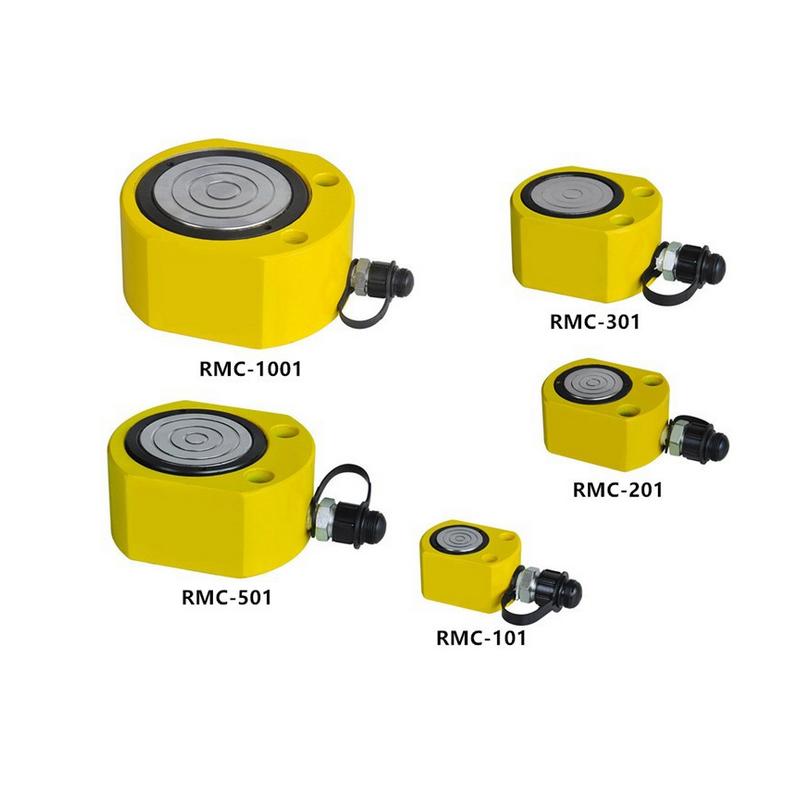 玉环超薄型千斤顶(RMC-101)