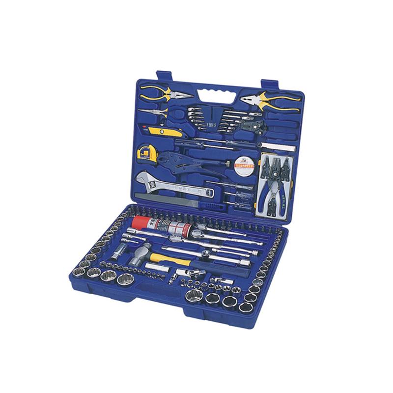 长城 126PCS公制套筒组合工具(406126)