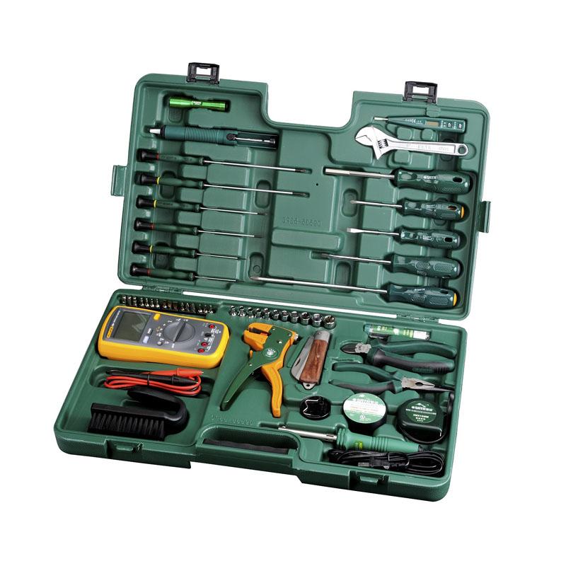 世达 09535 53件电讯组套工具