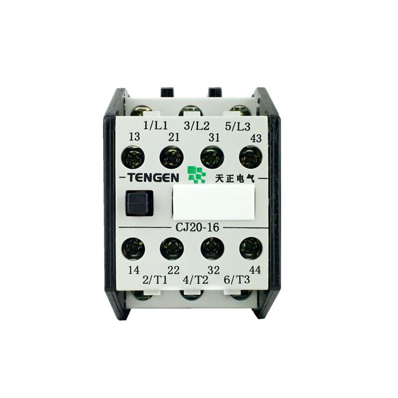 天正 接触器(CJ20-16A 220V)