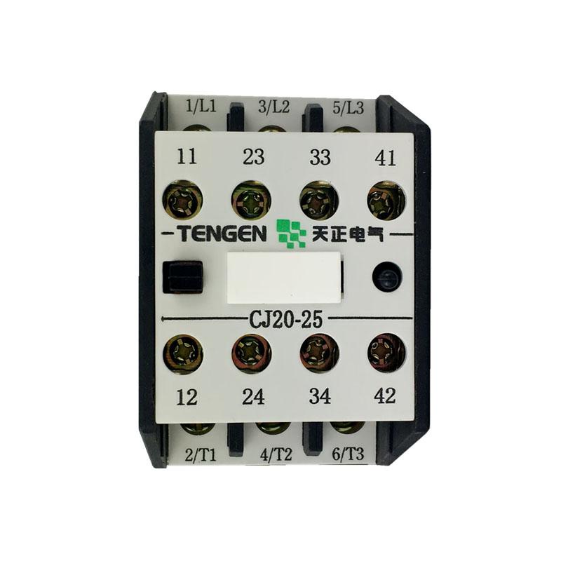 天正 接触器(CJ20-25A 127V)