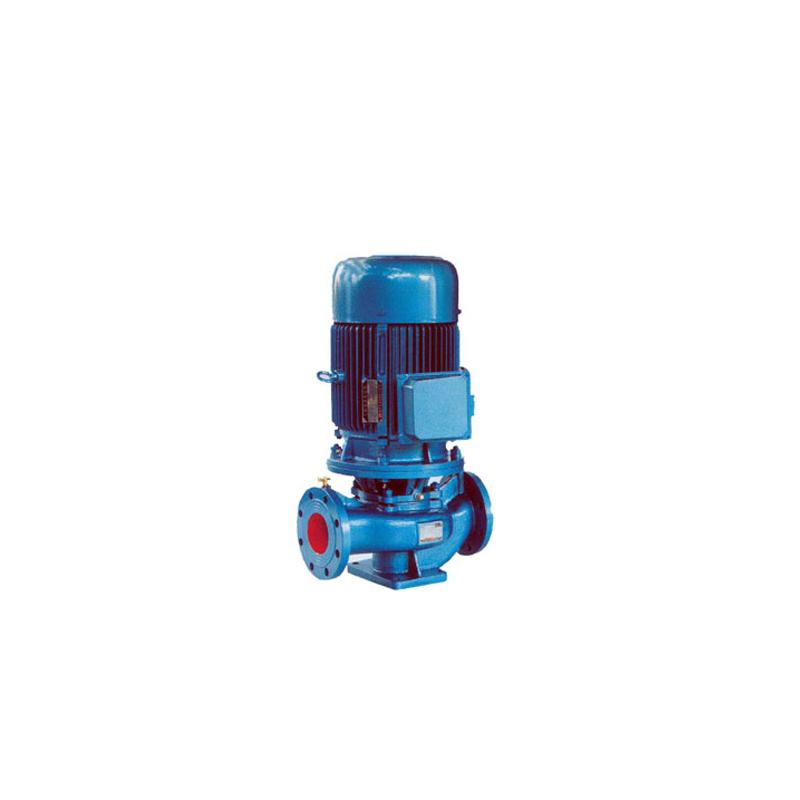 武潜 管道泵 ISG25-160(1.5kw)