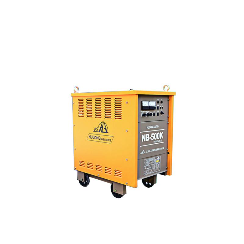 沪工 工业型可控硅C02/MAG NB-500K带附件