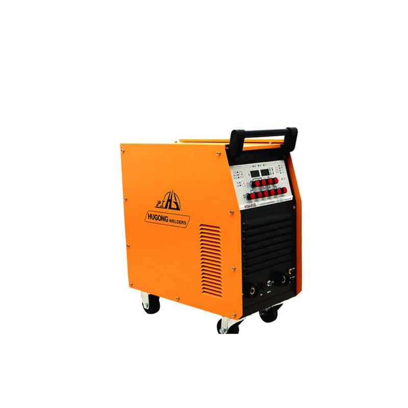 沪工 工业型逆变脉冲直流氩/手焊WSM-315E 带附件