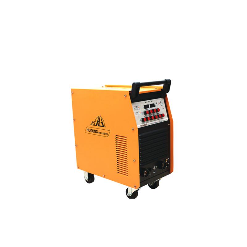 沪工 工业型逆变脉冲直流氩/手焊WSM-400E 带附件