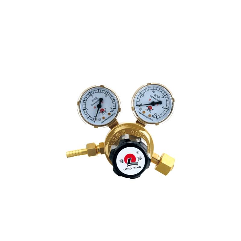 隆兴 M60氧气减压器YQY-07-60 宁波