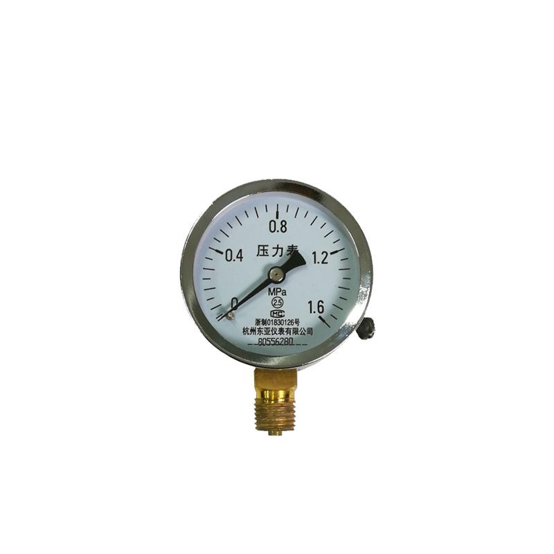 东亚 压力表  (Y60-0.1Mpa)