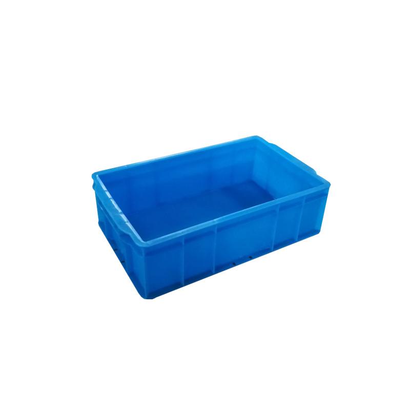 巨龙 JX封闭式塑料周转箱( JX400 430*270*125)