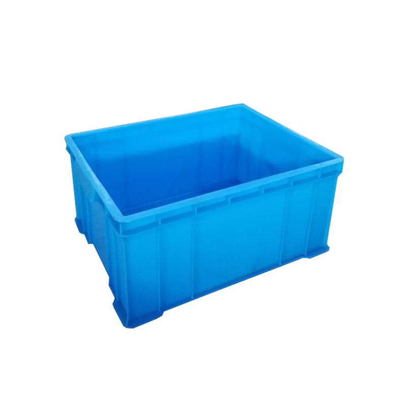 巨龙 JX封闭式塑料周转箱( JX500 540*426*256)
