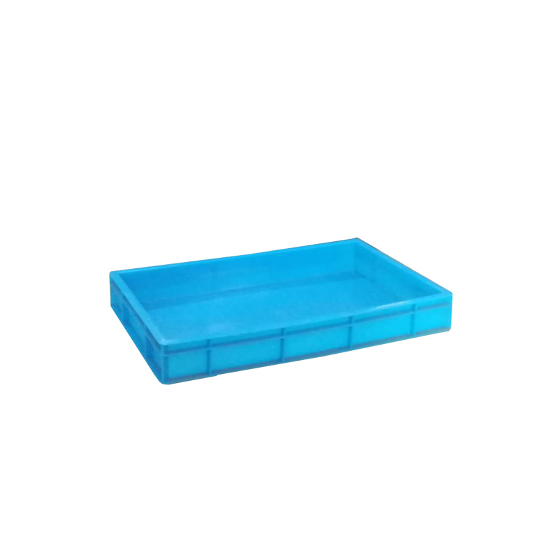 巨龙 JX封闭式塑料周转箱( JX460 490*310*68)