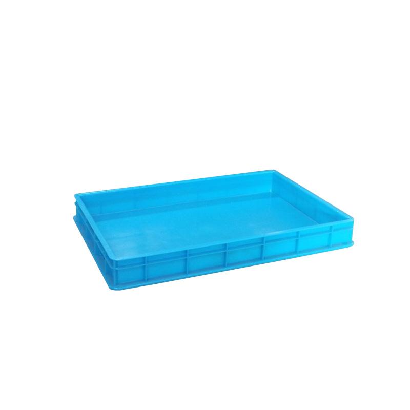 巨龙 JX封闭式塑料周转箱( JX560 600*390*76)