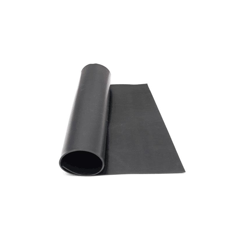 耐酸橡胶板 无锡(3mm 黑色)
